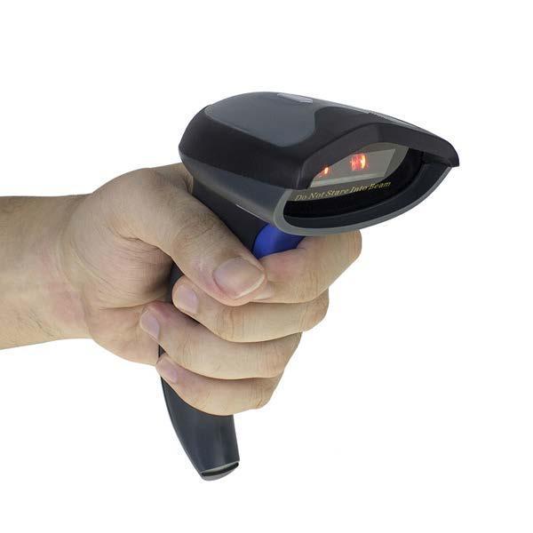 Wireless 2D Barcode reader Lecteur code à barres 2D sans-fil