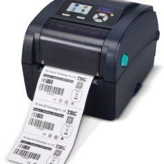Thermal barcode label TSC TC300 imprimante a etiquettes code à barres