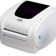 Thermal barcode label TSC TDP-247 imprimante a etiquettes code à barres