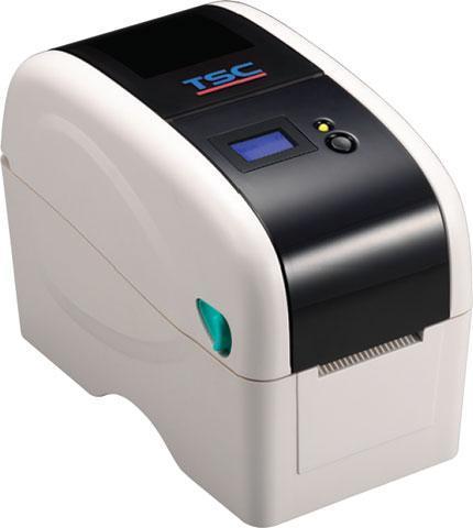 Thermal barcode label TSC TTP-225 imprimante a etiquettes code à barres