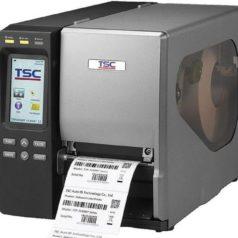 Thermal barcode label TSC TTP-2410MT imprimante a etiquettes code à barres