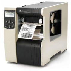 Thermal barcode label Zebra 140Xi4 imprimante a etiquettes code à barres