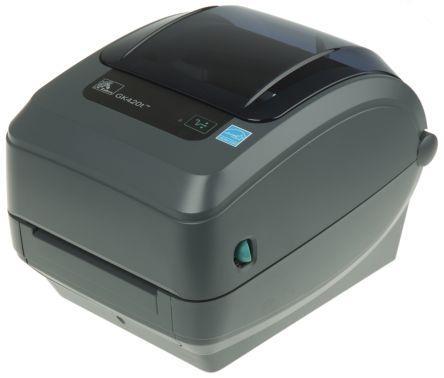 Thermal barcode label Zebra GK420t imprimante a etiquettes code à barres