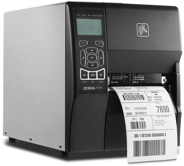 Imprimante a etiquettes Zebra ZT230 Barcode printer