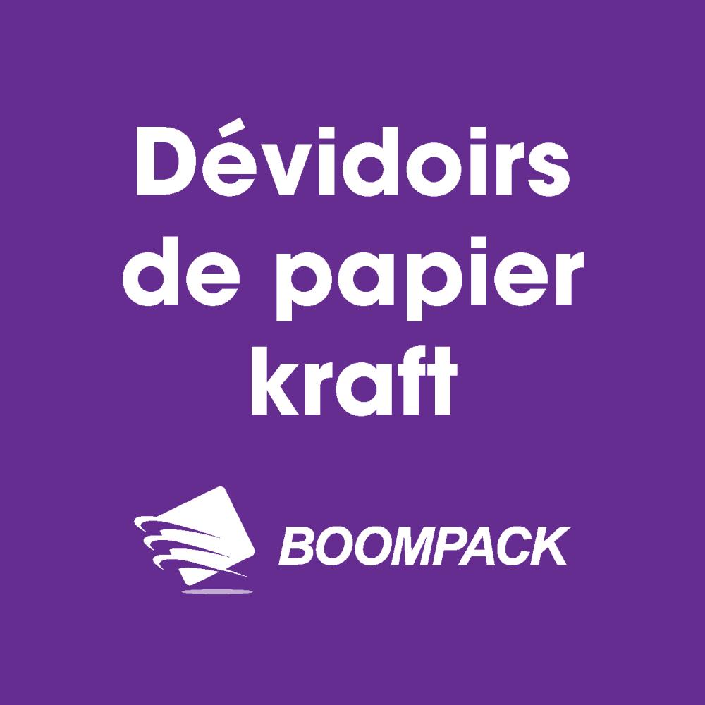 Dévidoirs de papier kraft