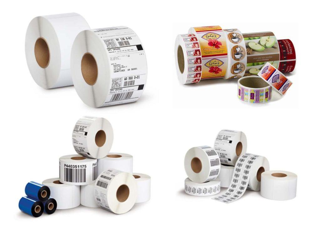 Labels - Étiquettes