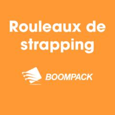 Rouleaux de feuillard (strapping)