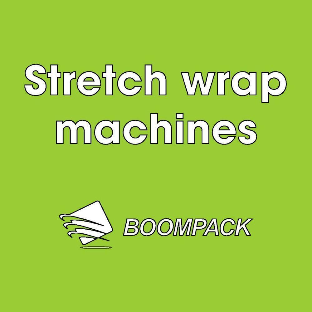 Machines d'emballage à pellicule étirable